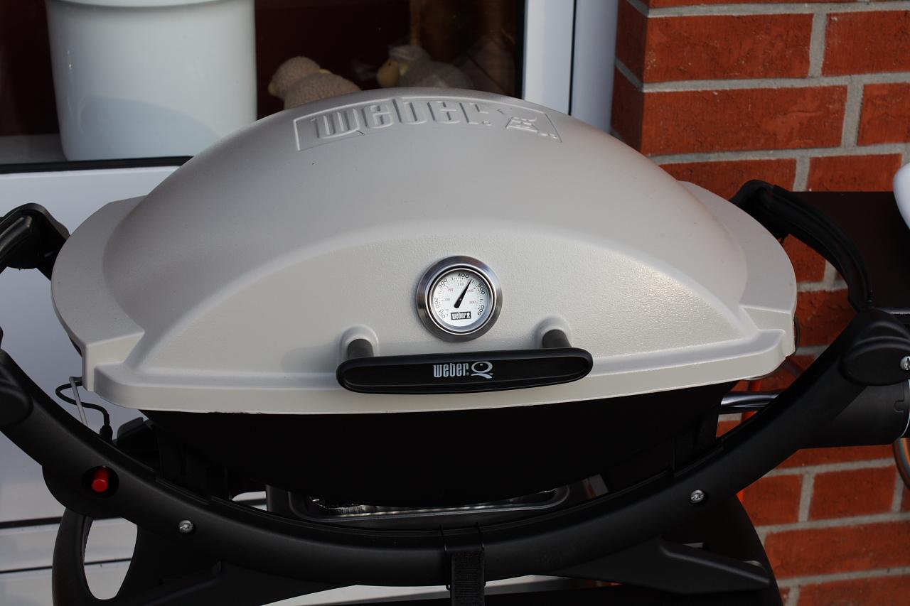 Weber Elektrogrill Mit Thermometer : Weber grill thermometer nachrüsten anleitung: dancook grill u2013
